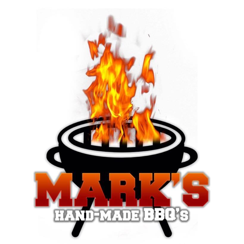 Marks hand made_BBQ, rookoven of tuinkachel