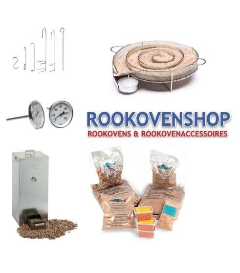 Rookhout-rookmot-rookhaken-rookzout-rookoven