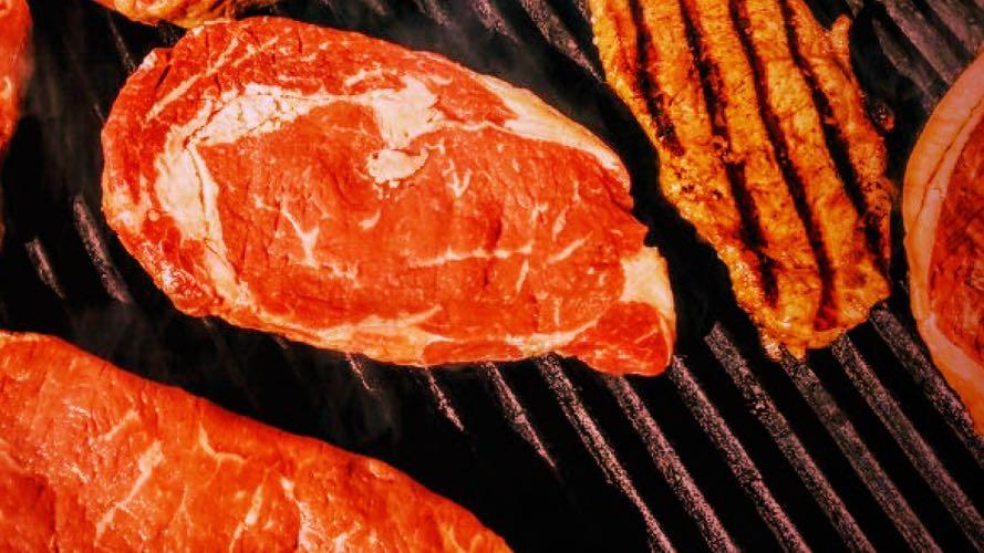barbecue zonder buikgriep